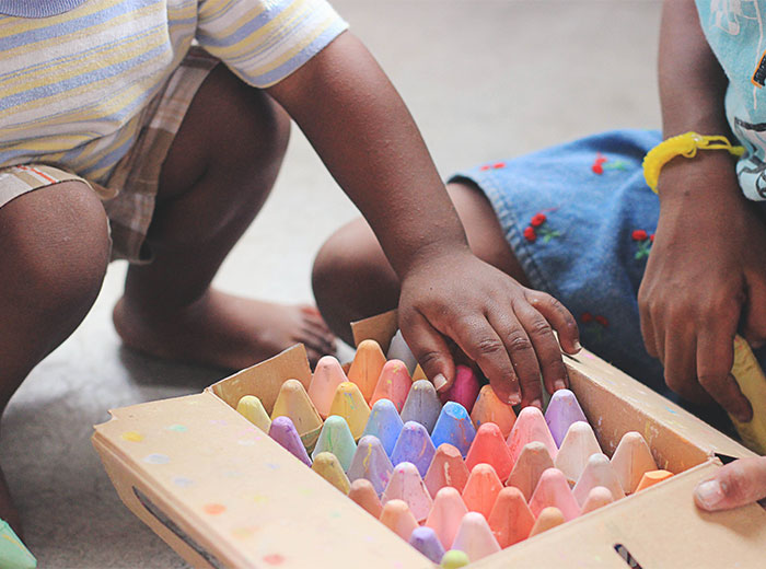 Postimage Pre School Education The Key to Success in Life colors - Pre-School Education: The Key to Success in Life