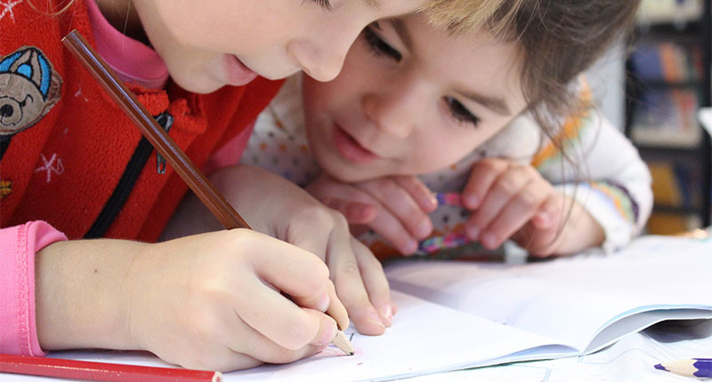 Postimage Violence a Critical Issue for Pre School Curriculums to Children in the Future childrenwriting - Violence, a Critical Issue for Pre-School Curriculums to Children in the Future